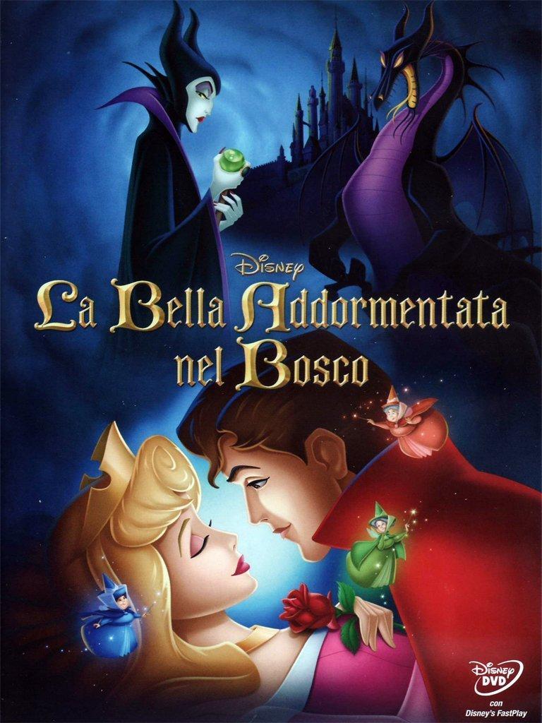 La Bella Addormentata Nel Bosco Disponibile In Dvd E Blu Ray Imperoland