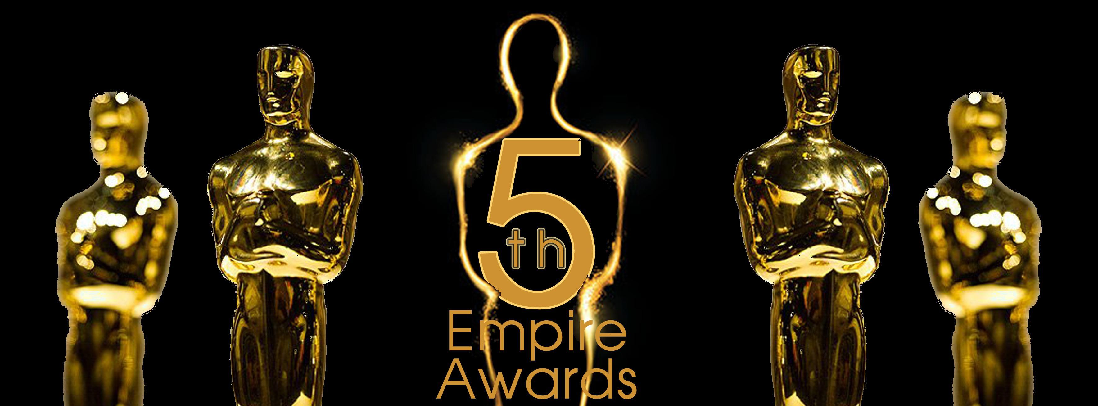 5 oscar impero empire awards