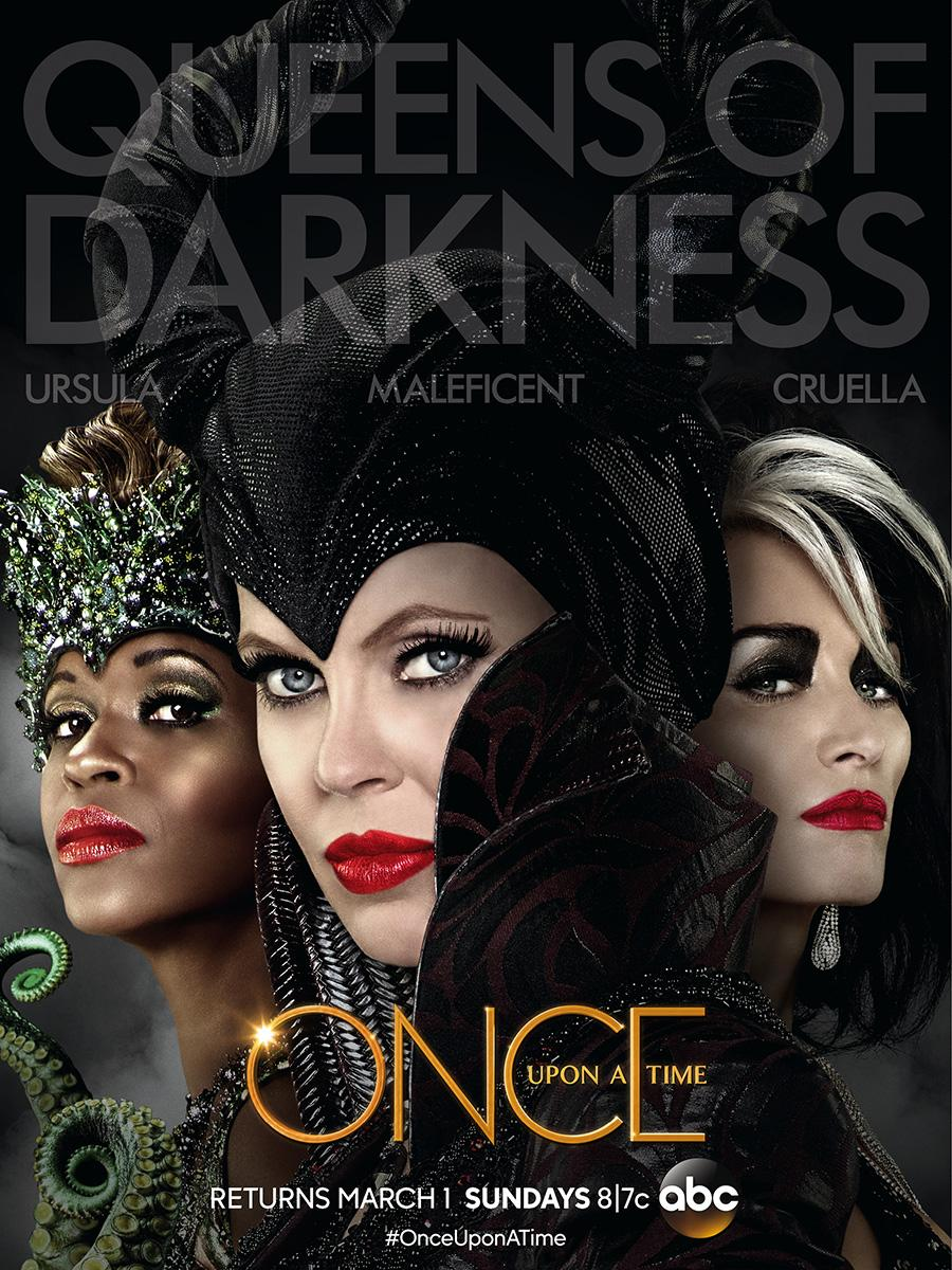 Queens-of-Darkness once upon a time