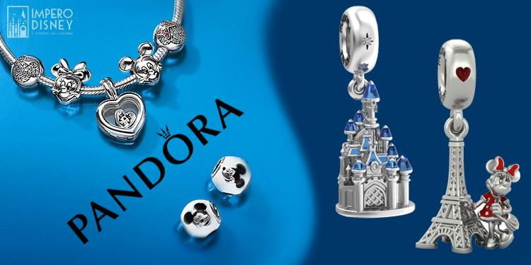 charms pandora disneyland paris