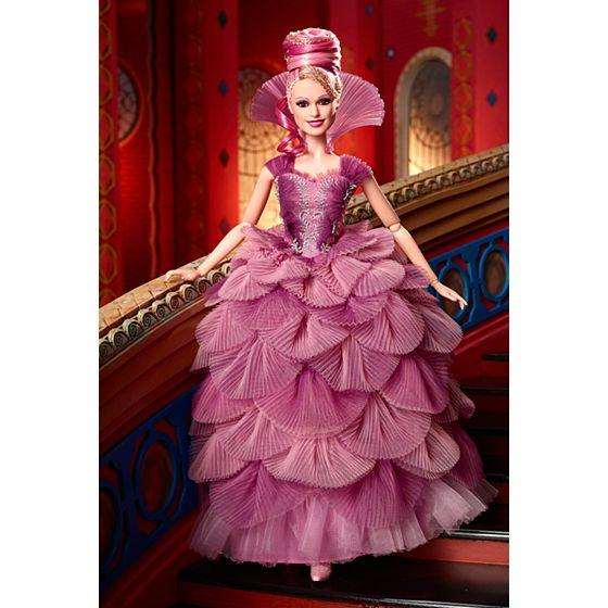 barbie e lo schiaccianoci bambola