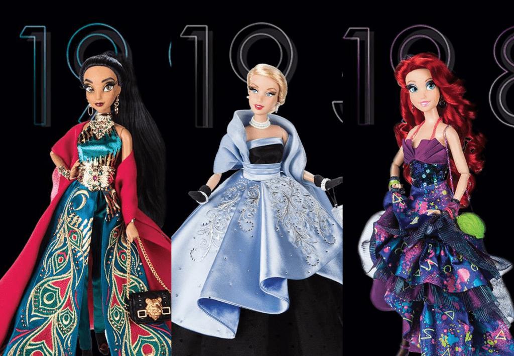 Principesse Disney da collezione, ecco la nuova elegante Première