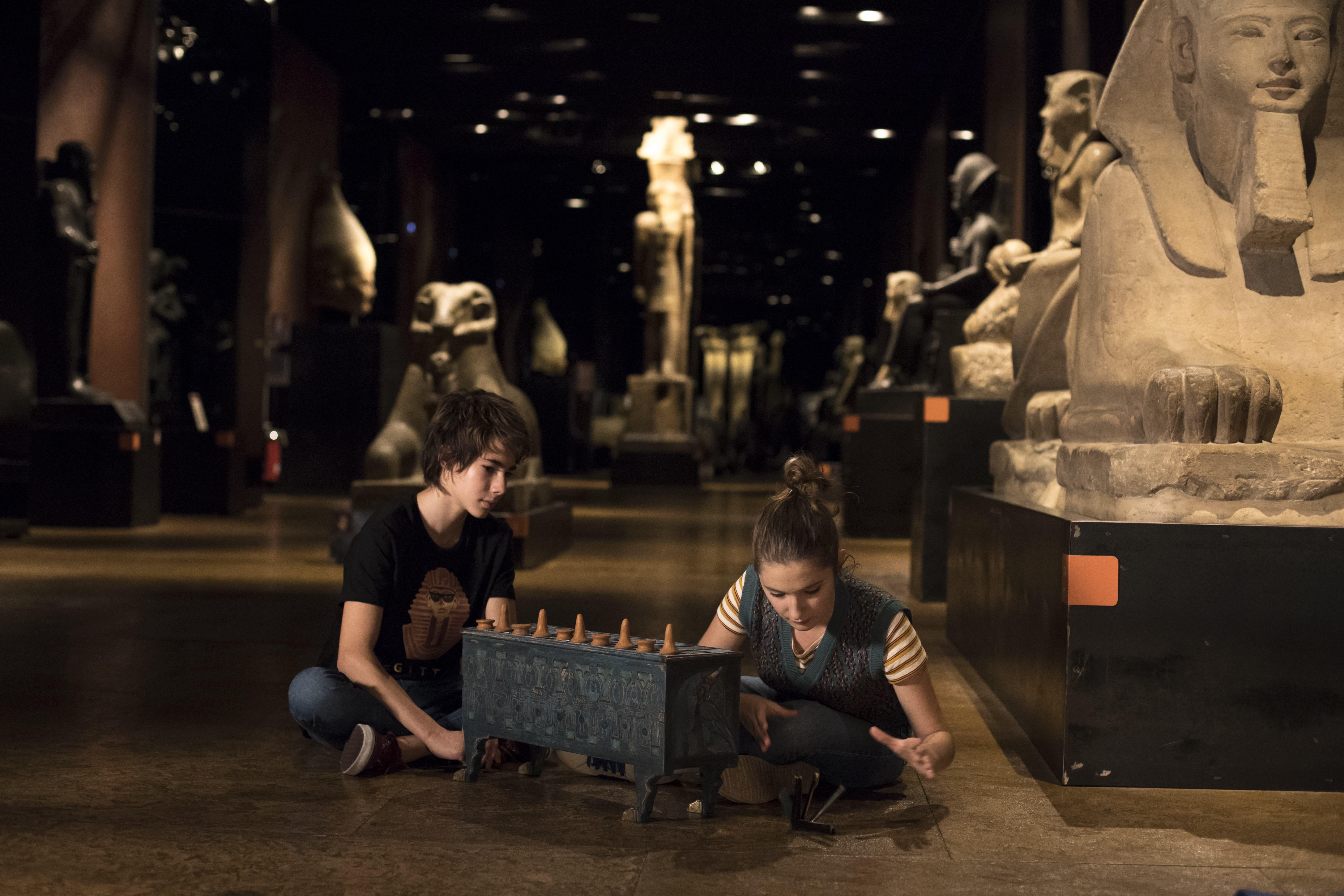 Berni e il Giovane Faraone Disney Film (6)