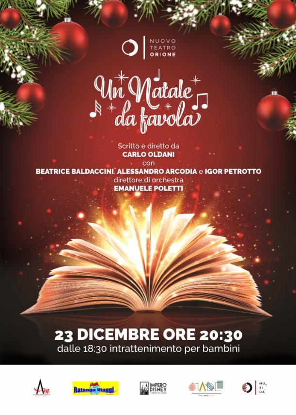 Poster Un Natale da Favola