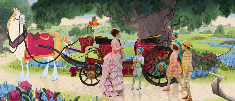 Mary poppins genevieve godbout infanzia dibujos