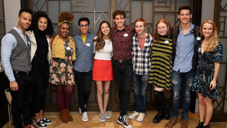 High School Musical: il Musical: La Serie, foto del cast