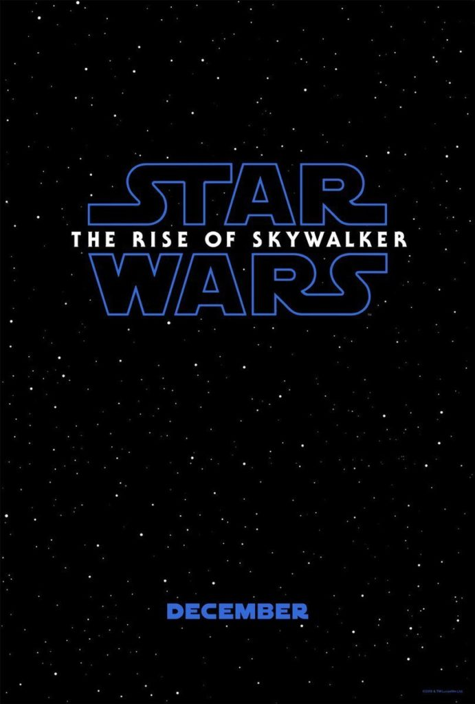Teaser Trailer di Star Wars IX