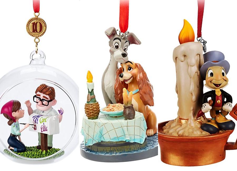 Decorazioni Natalizie Anni 70.Decorazioni Di Natale Disney 2019 Ecco Le Piu Belle Da Shopdisney