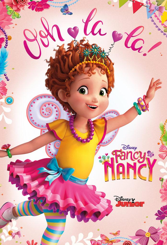 nuovi episodi di Fancy Nancy Clancy