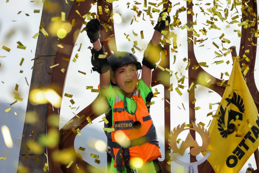 Matteo è il vincitore della seconda edizione del game show L'Isola degli Eroi.