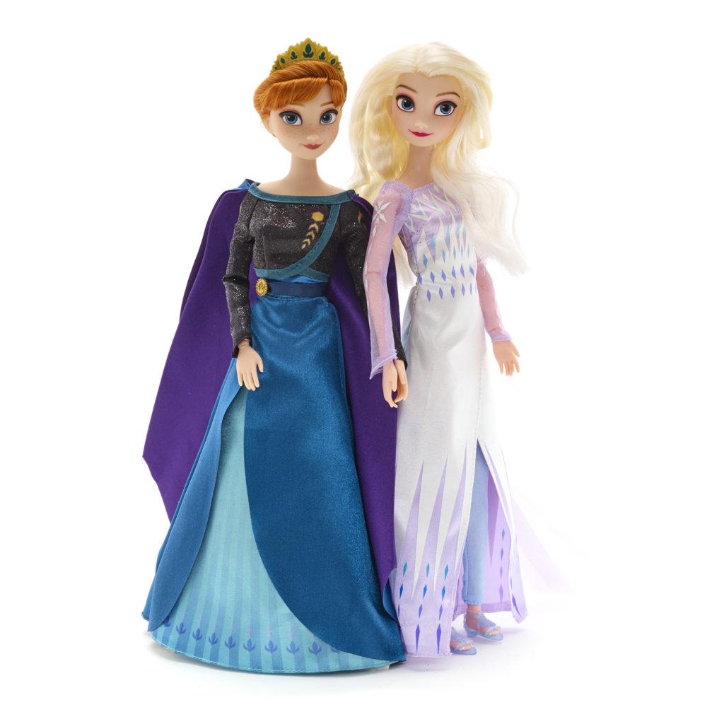 Anna ed Elsa regine Frozen 2 Collezione ShopDisney