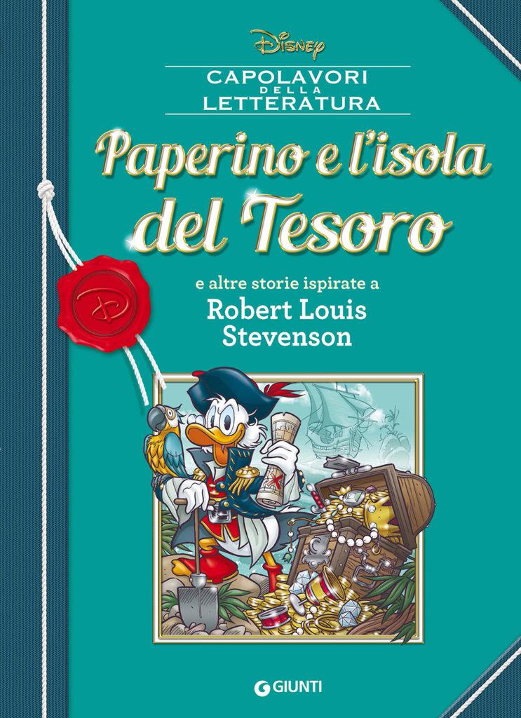 I capolavori della letteratura Disney - Paperino e l'isola del tesoro