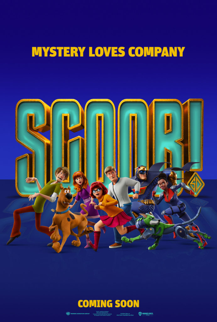 poster di Scooby