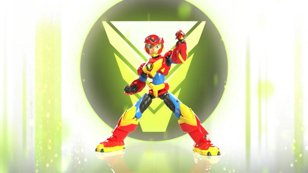 Power Players, la nuova serie d'animazione prodotta da Jeremy Zag, dal 20 aprile su Cartoon Network.
