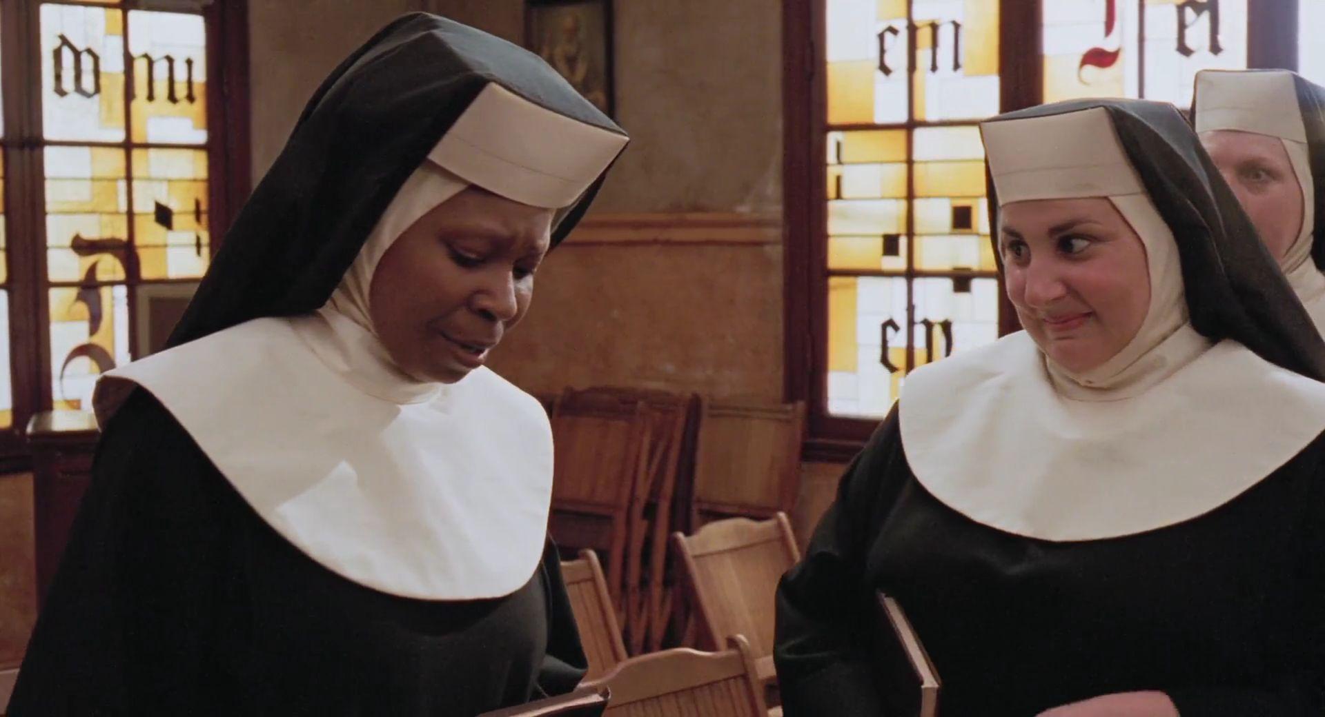 Curiosità sul film Sister Act - Suore