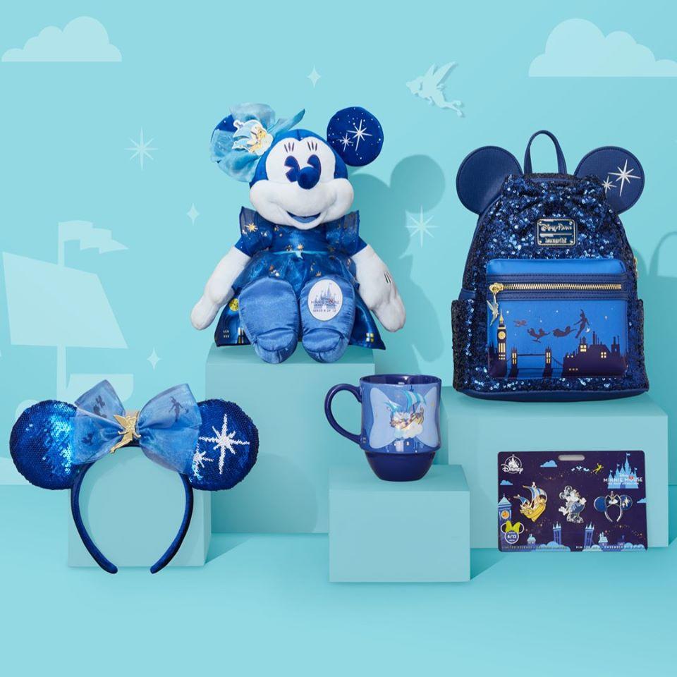 La collezione di Peter Pan della linea Minnie The Main Attraction arriverà nei negozi il 18 giugno.