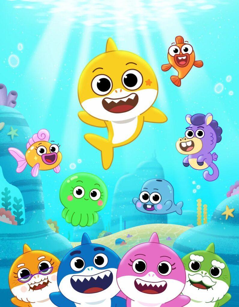 Baby Shark la serie animata arriverà su Nickelodeon a fine 2020.