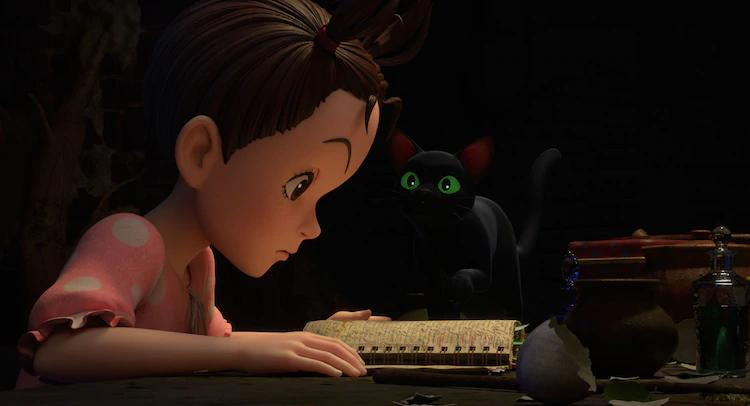 Prime immagini di Earwig e la strega, il primo film in CGI dello Studio Ghibli, diretto da Goro Miyazaki.