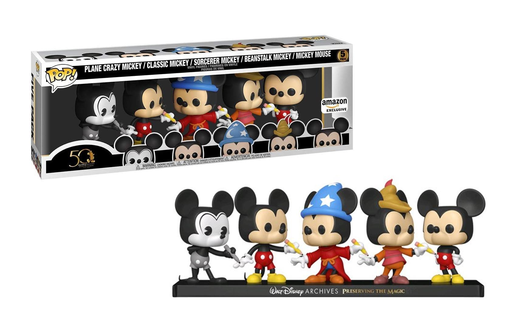 funko pop mickey mouse preserving the magic