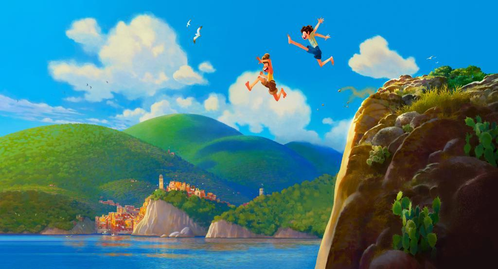 E' italiano il nuovo film animato Pixar, Luca regia Casarosa - Cinema