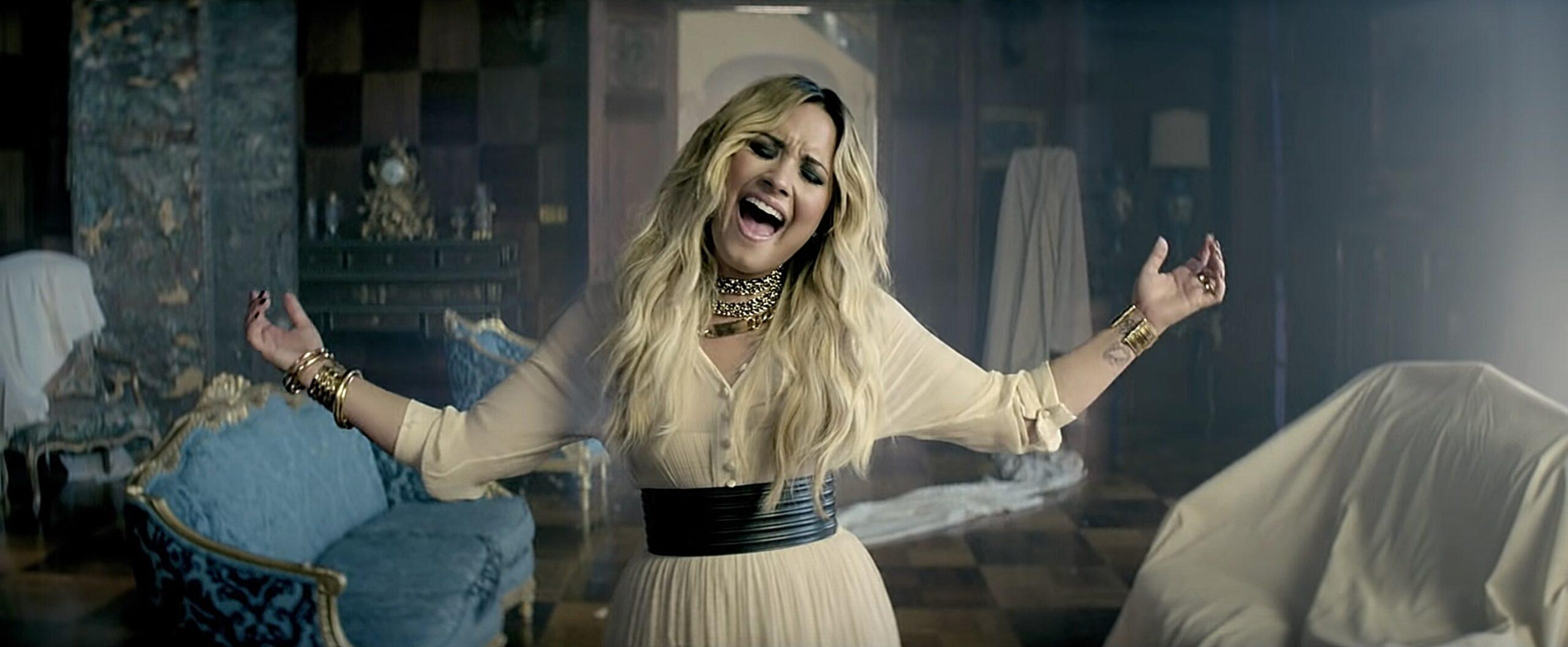 Demi Lovato Screencap Let it Go