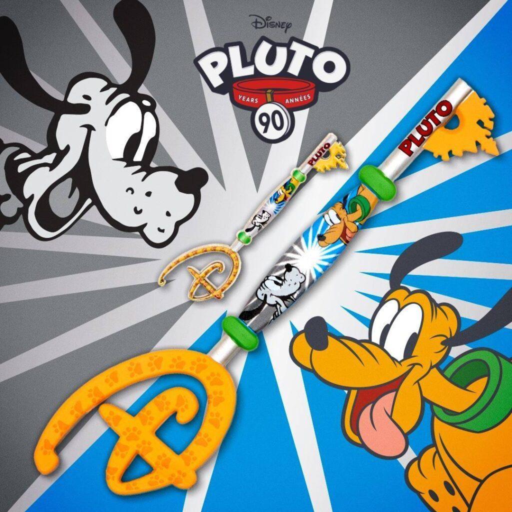 Disponibile l'11 settembre la chiave di Pluto di shopDisney.