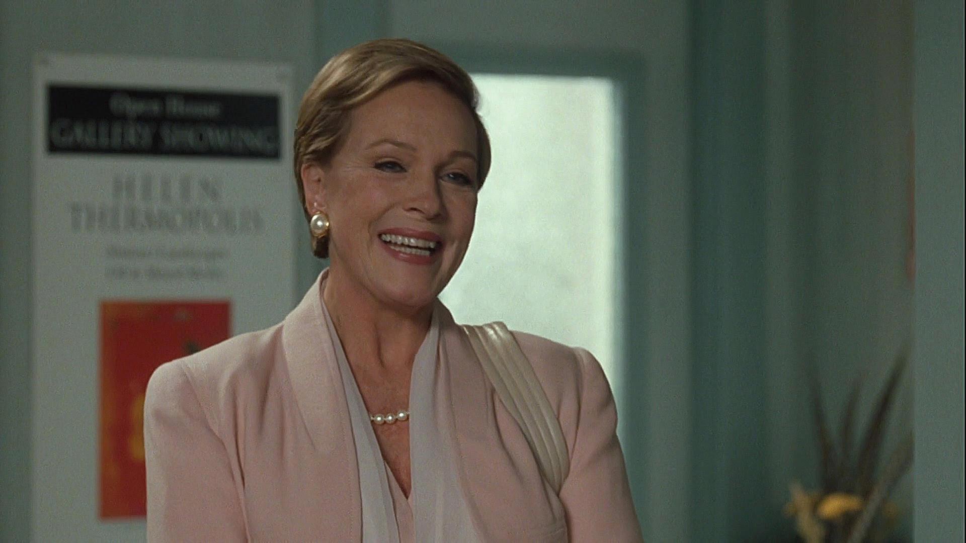 10 curiosità su Julie Andrews, Pretty Princess screencaps