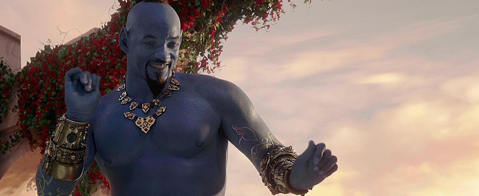 Aladdin screencaps Will Smith