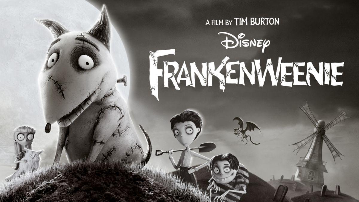 Frankenweenie Disney+ film di Halloween su Disney+