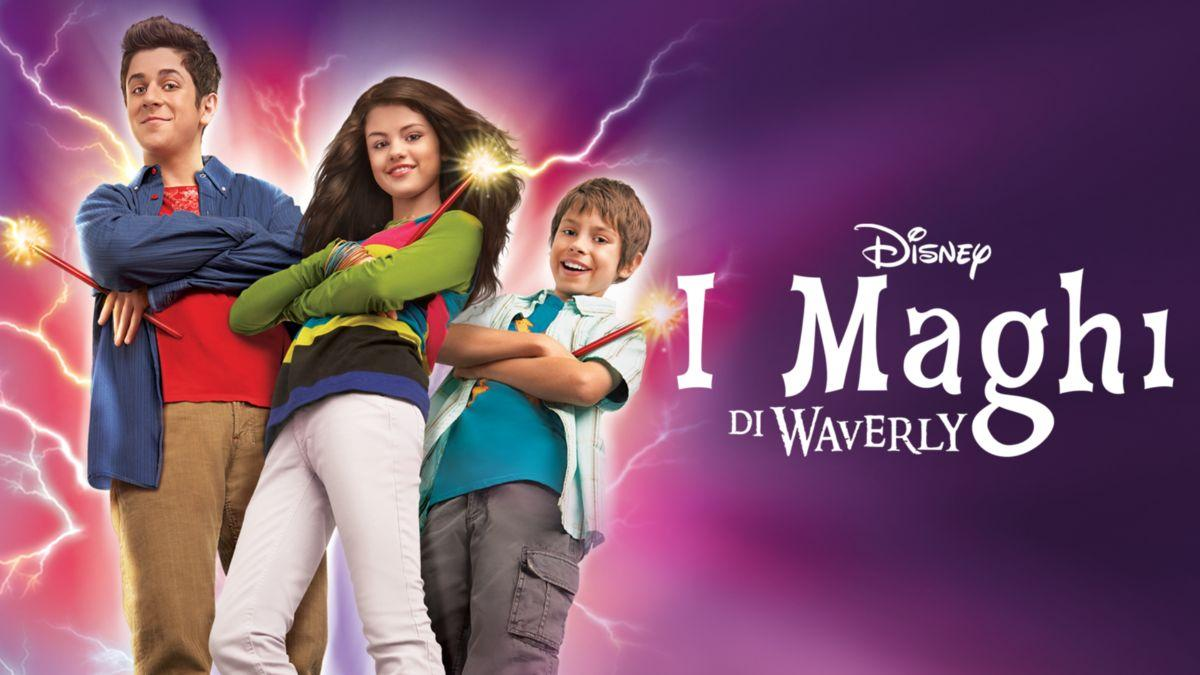 I maghi di Waverly Disney+ film di Halloween su Disney+