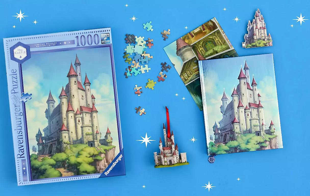ShopDisney Castle Collection Biancaneve 2