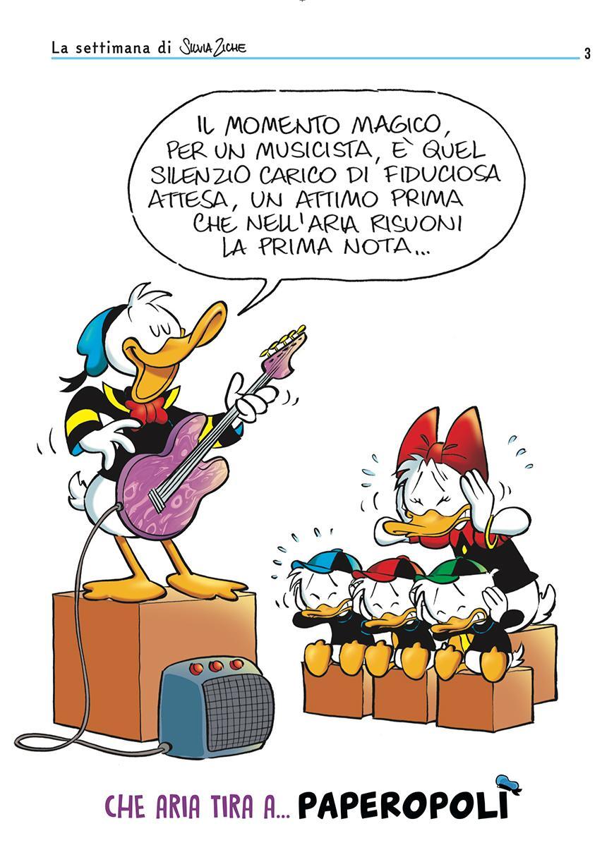 X-Music TOPOLINO ONLINE Paperino X-Music