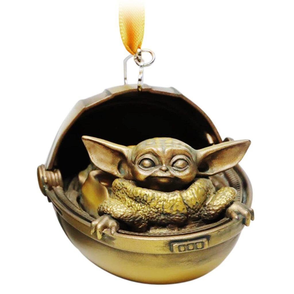 Gadget di Baby Yoda: la decorazione da appendere shopDisney