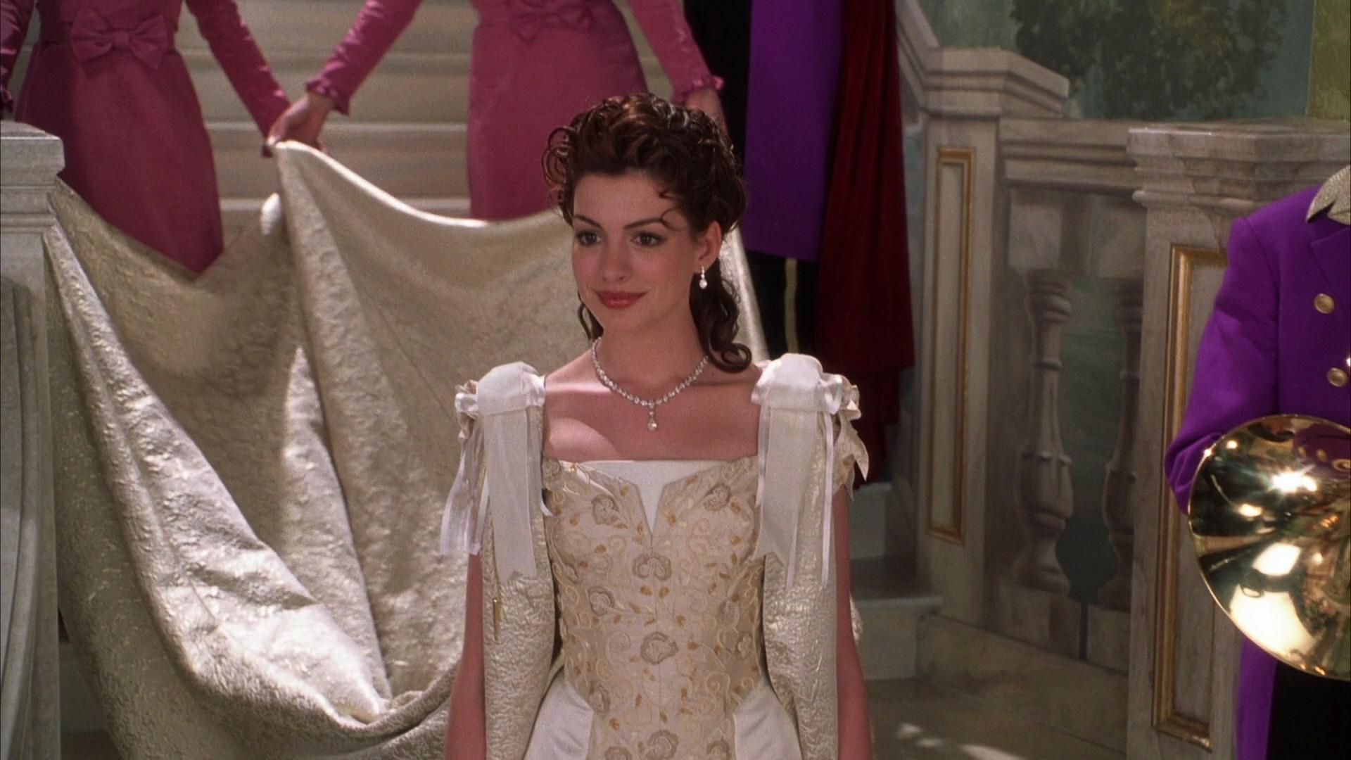 Curiosità su Anne Hathaway Principe Azzurro Cercasi Screencaps 2
