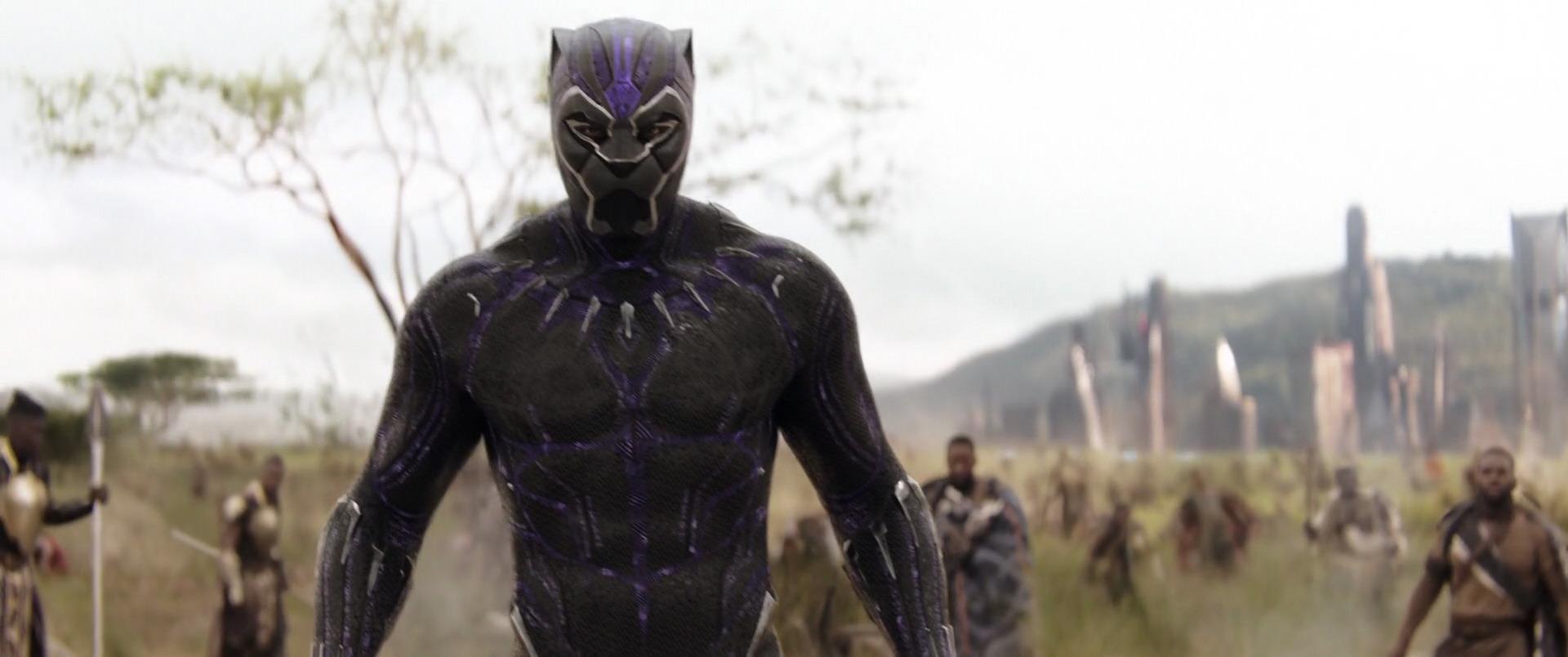 Curiosità su Chadwick Boseman Infinity War Screencaps