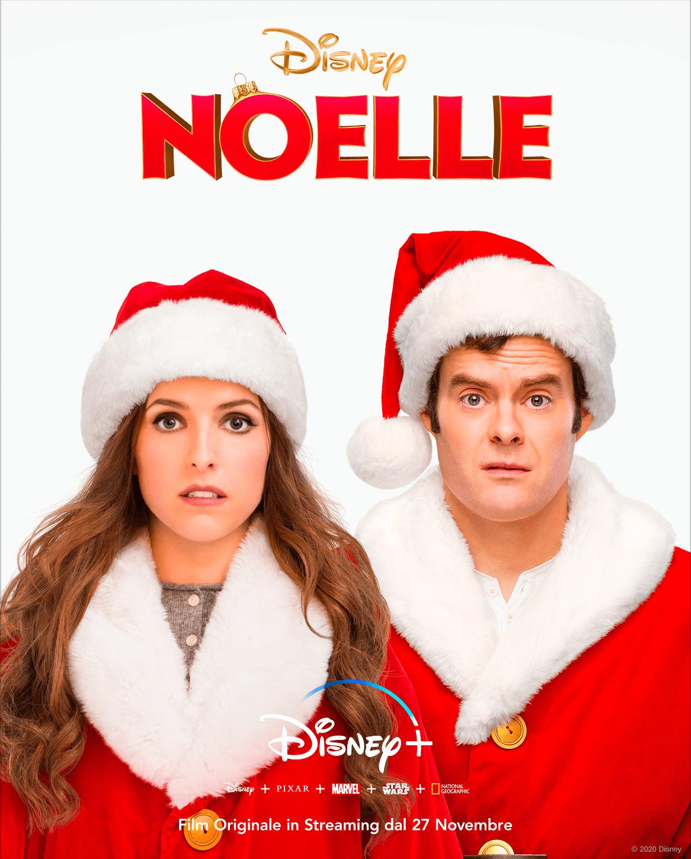 Noelle Disney+ poster