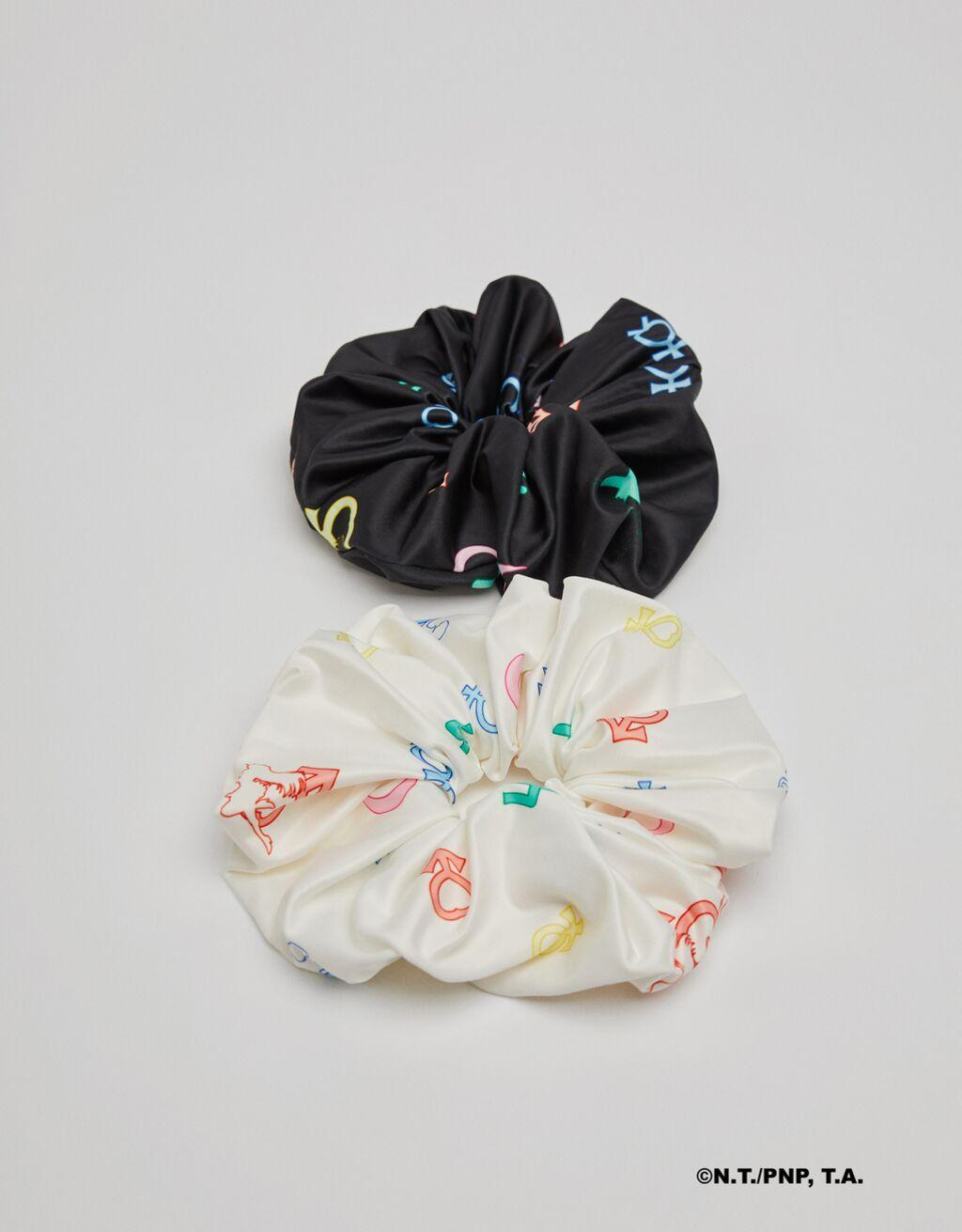 Sailor Moon collection scrunchies