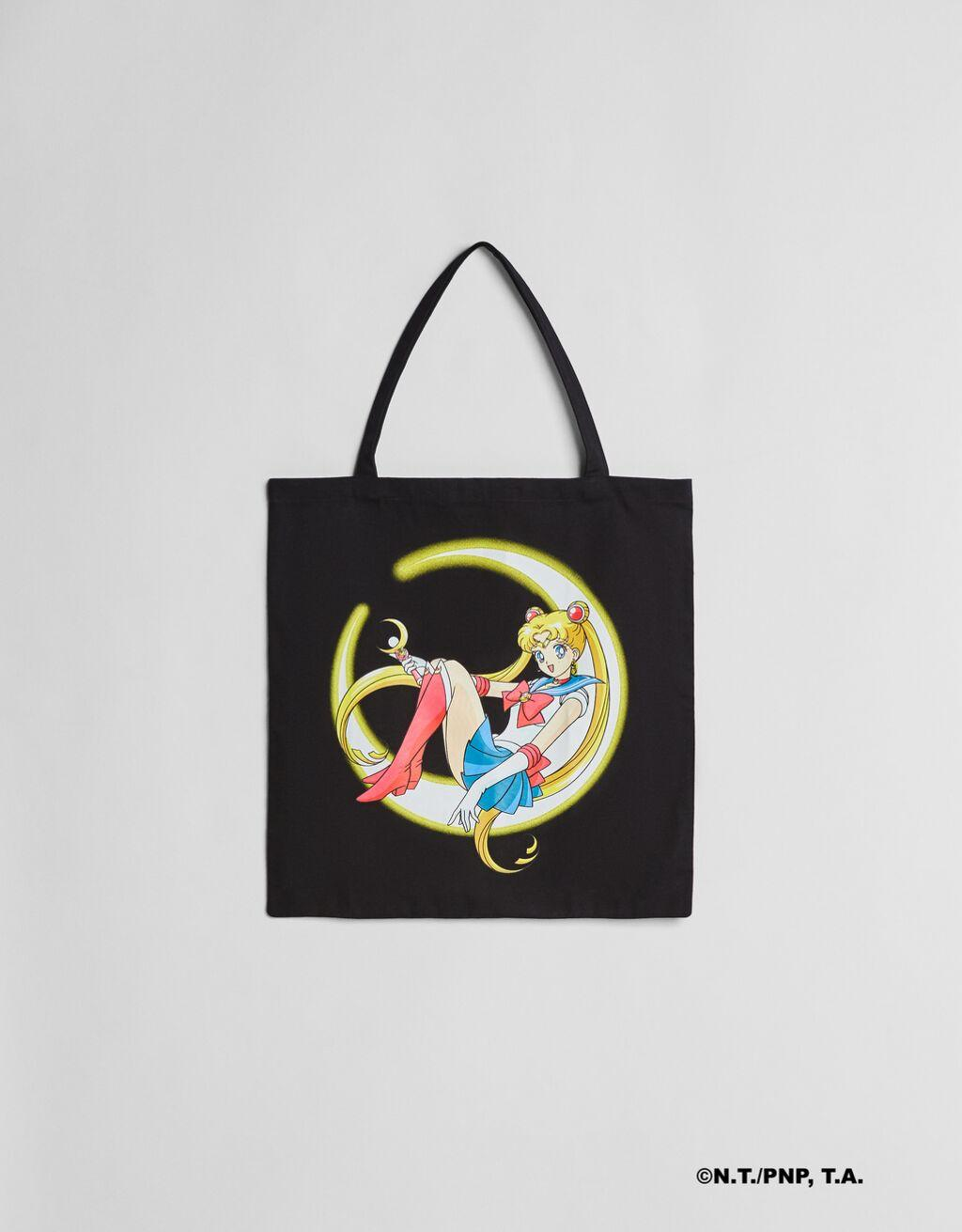 Sailor Moon collection shopper tela