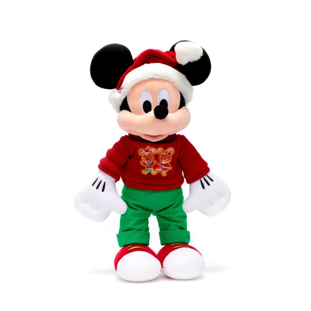 Il peluche di Topolino natalizio è in offerta per il Black Friday Disney 2020.