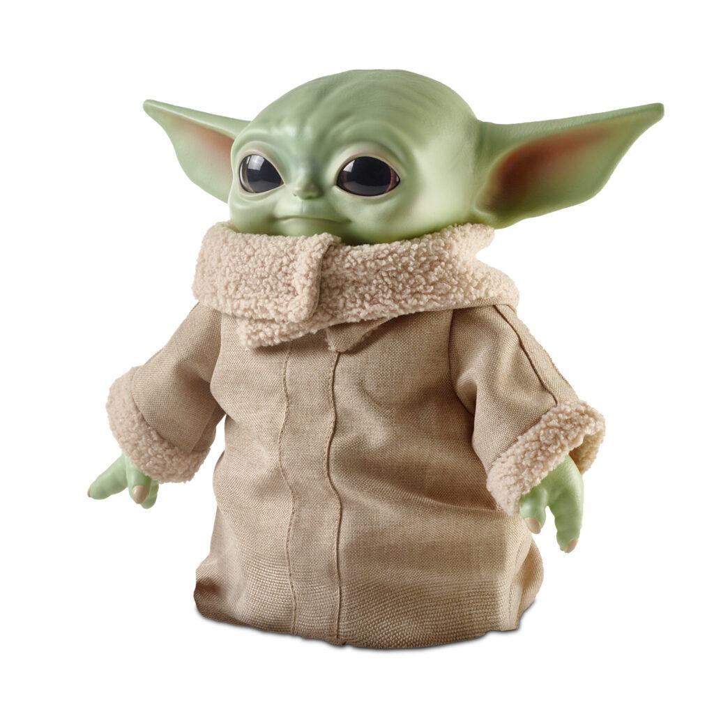Gadget di Baby Yoda: la figure Hasbro
