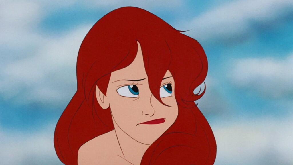 L'animazione di Glen Keane diede nuova espressività alla principessa Ariel in La Sirenetta.