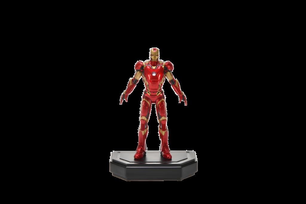 Uno dei gadget che si potranno trovare nell'Hotel The Art of Marvel a Disneyland Paris.