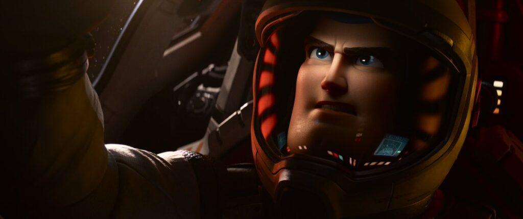 La prima immagine dal film Pixar Lightyear sulle origini di Buzz.