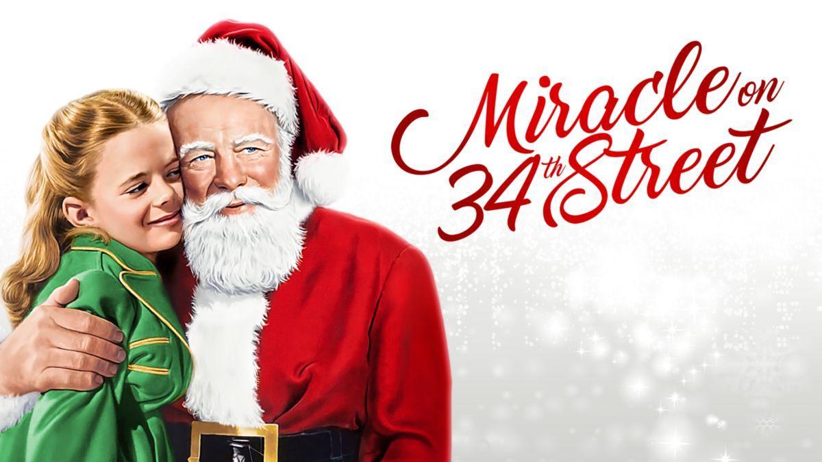 Miracolo sulla 34 strada 10 film di Natale