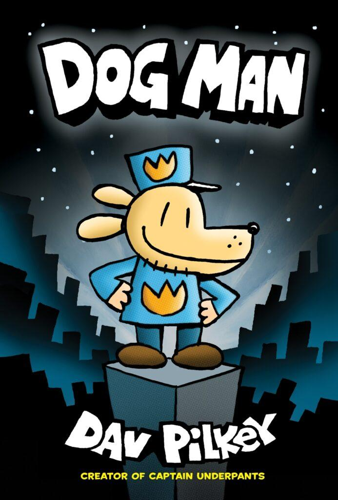Il personaggio di Dog Man di Dav Pilkey diventerà un film per DreamWorks Animation.