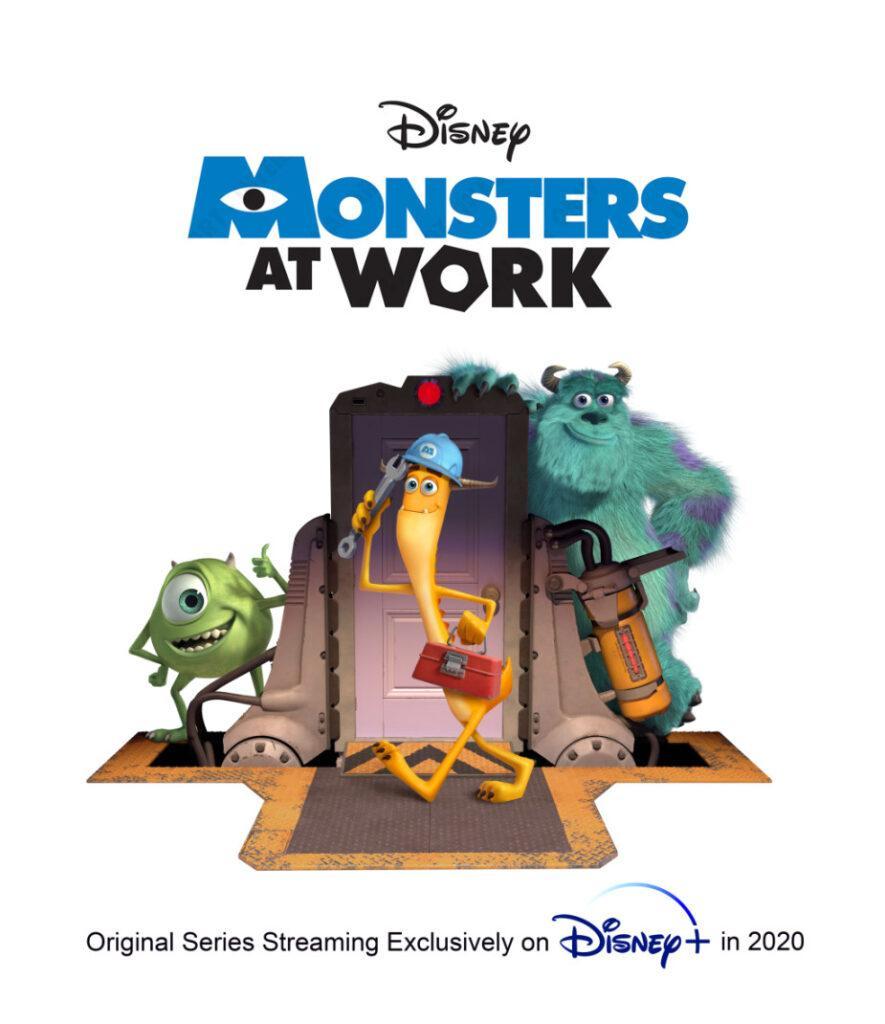 Monsters At Work arriverà prossimamente in streaming su Disney+.