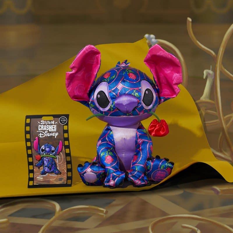 Stitch Crashes Disney è la nuova collezione mensile di shopDisney.it e Disney Store.