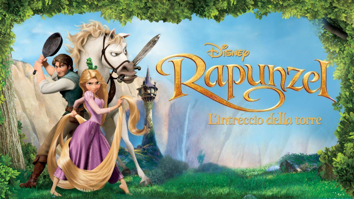San Valentino Rapunzel