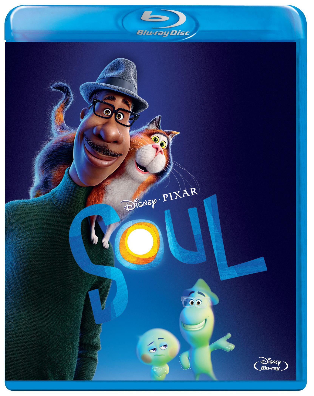 Soul in Blu ray