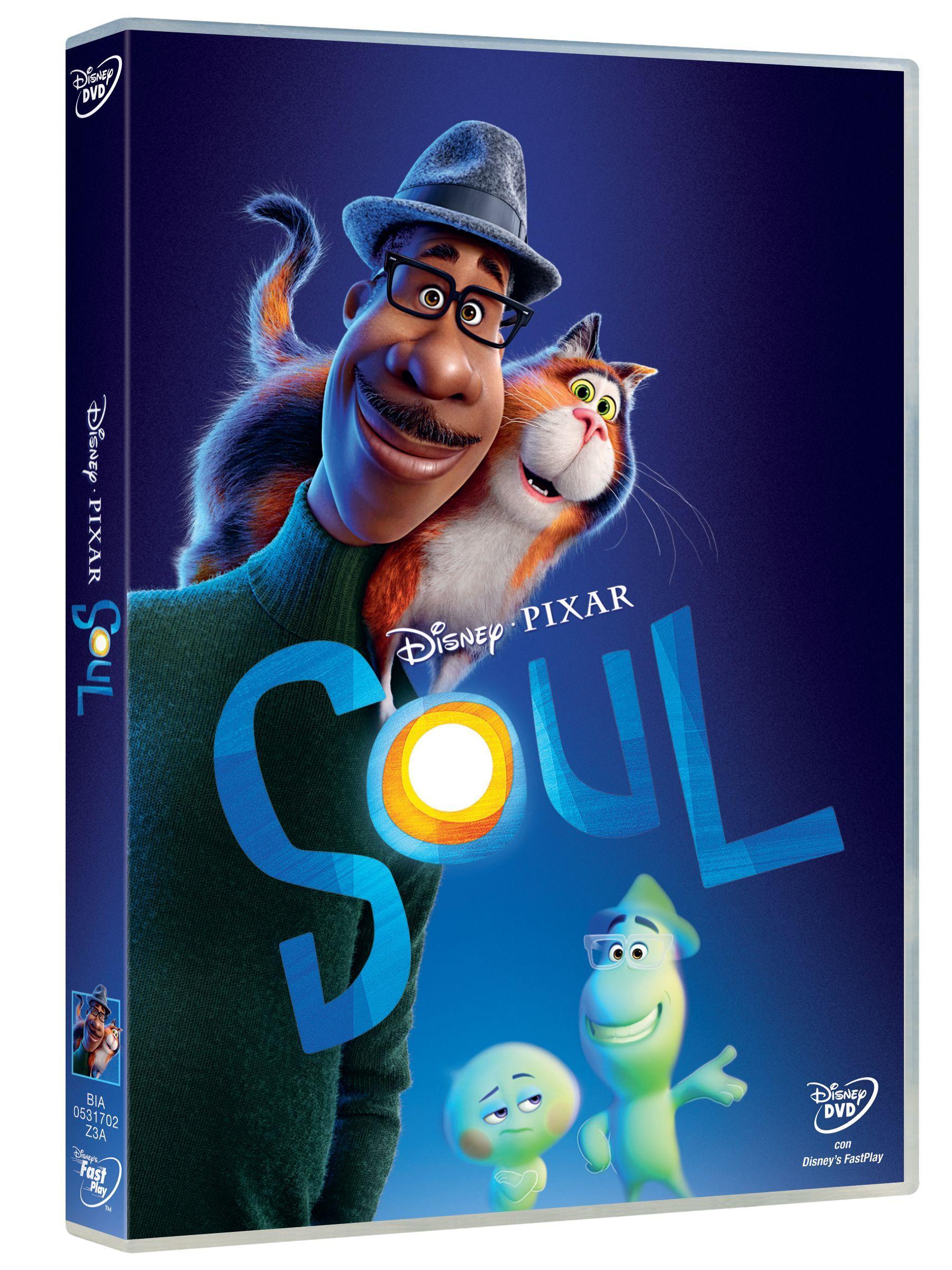 Soul in DVD